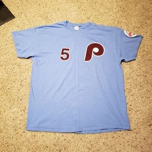 Other - Philadelphia Phillies Williams Jersey Shirt XL
